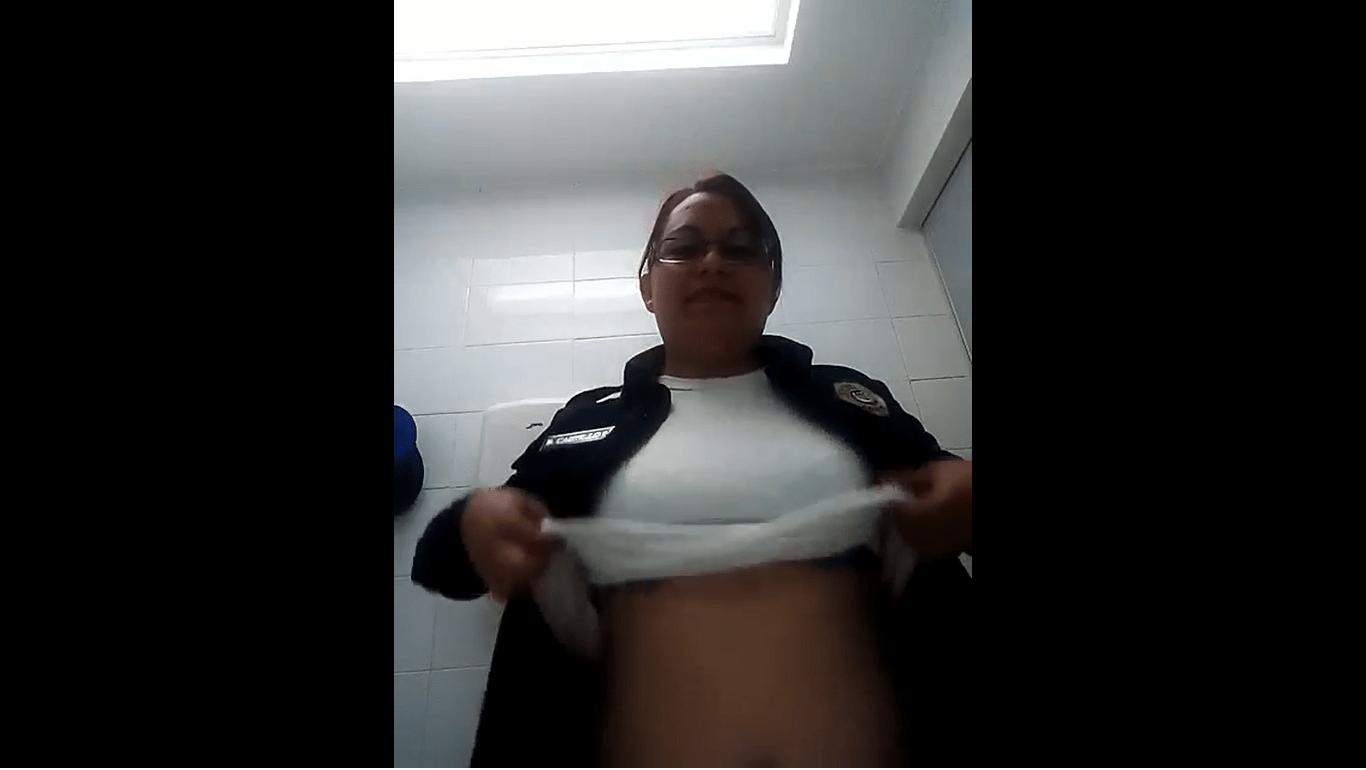 Video Filtrado Policia de Mexico Casero